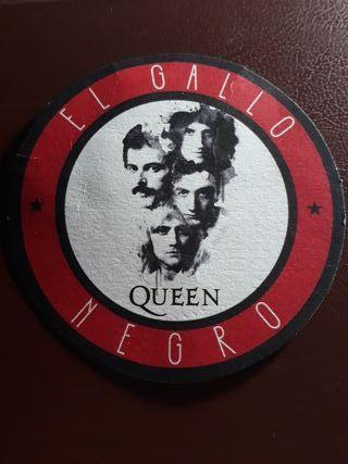 """Posavaso El Gallo Negro """"Queen"""" - Sevilla"""