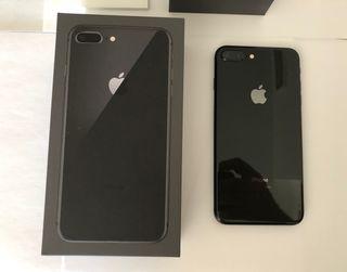 Iphone 8 plus recien salido de caja