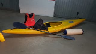 Kayak polivalente