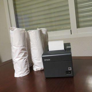 Impresora Ticket Epson TM-T20 económ y alto rendim