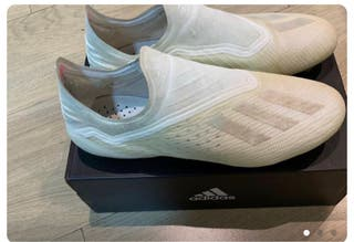 Botas de fútbol Adidas tacos Goma