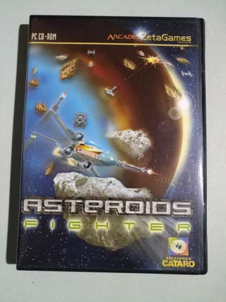 Juego Pc Asteroids Fighter