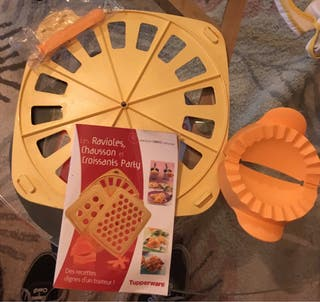 Tupperware croissants party