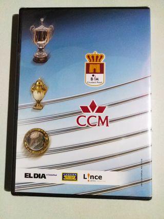 Dvd Club Balonmano Ciudad Real Precintado