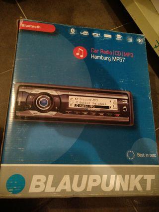 Radio cd mp3 usb ipod Blaupunkt MP57