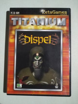 Juego Pc Dispel de Titanium