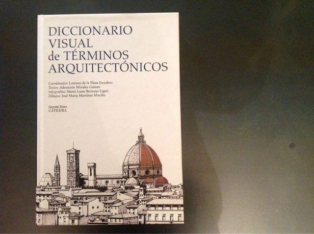 1c1be37b82 Diccionario visual de términos arquitectonicos de segunda mano por ...