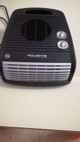Calefactor Rowenta.