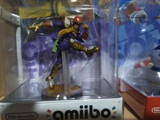 Amiibo (Captain Falcon)