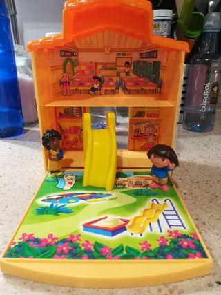 Casa de Dora la Exploradora.