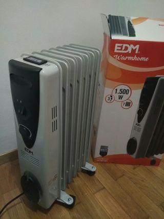 calefactor de aceite 1500w