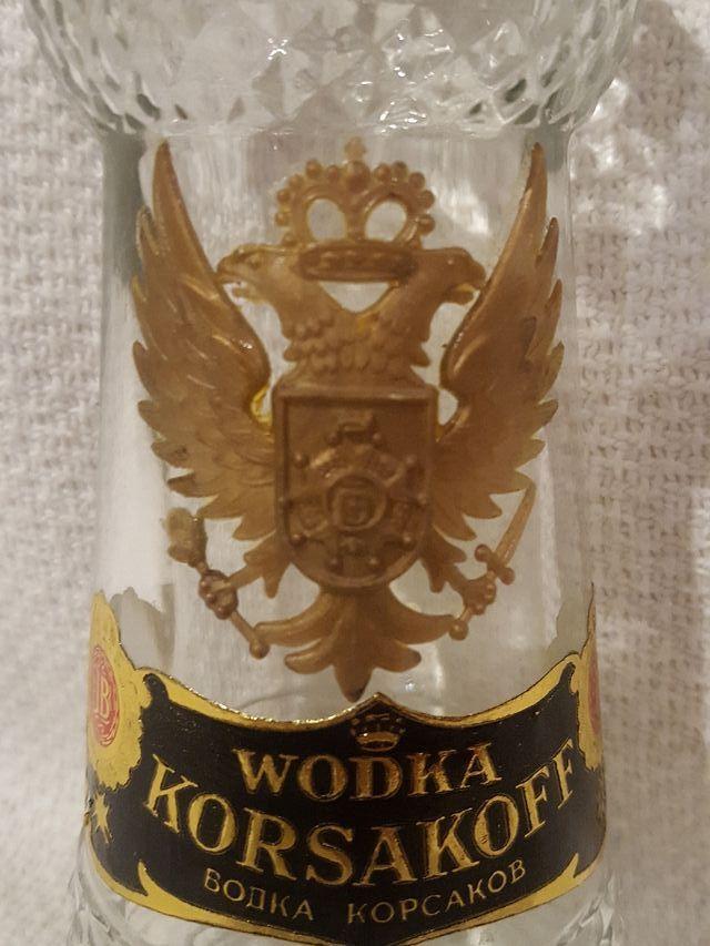 botella decorativa korsakoff