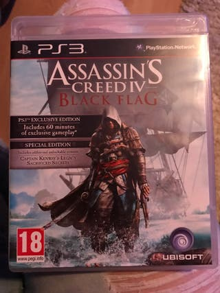 Assassins Creed PS4 Game Bundle