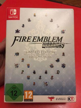 Fire Emblem Warrios