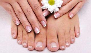 Manicure y pedicure a domicilio