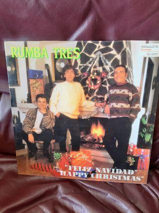 Disco Vinilo Rumba Tres Navidad