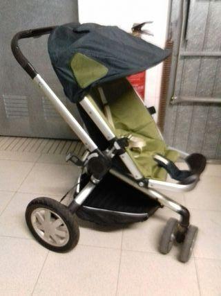 Quinny Buzz trio moderno carro bebé