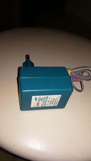 Game boy color cargador
