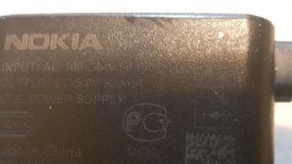 Cargador 5v 800mA DC nokia
