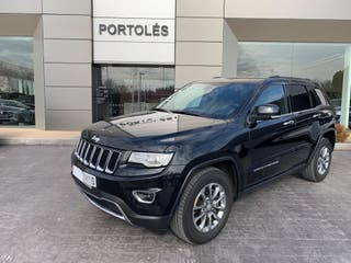 JEEP GRAND CHEROKEE 3.0 V6 Diesel Limited 190 CV, 190cv, 5p