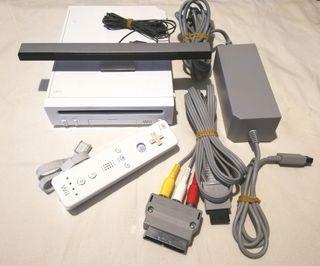 Wii con juegos super Nintendo
