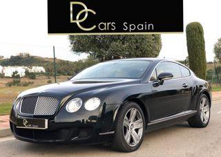 Bentley continental GT 89.000 KM