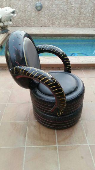 illon de ruedas