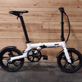bicicleta eléctrica Ray ebike