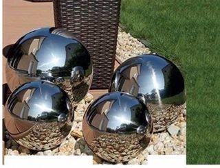 Gazing Balls Set of 4