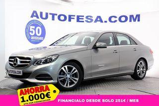 Mercedes-Benz E 220 CDI 170cv Blue Efficiency Avantgarde 4p S/S
