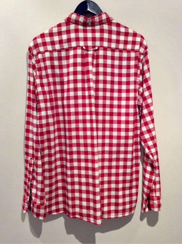 Camisa cuadros H&M Nueva