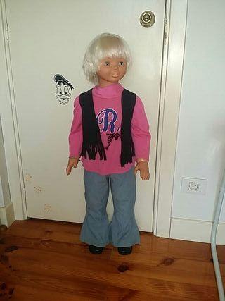 muñeca rosaura años 90. jesmar