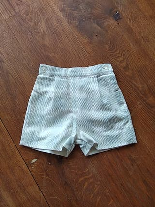 pantaloncito corto bebe
