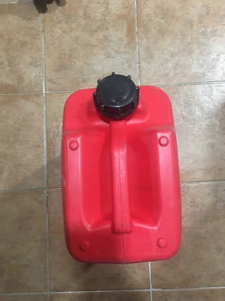 Bidón de gasolina 20 litros