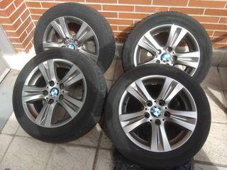 Llantas BMW cromadas