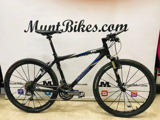 Bicicleta BTT Giant XTC carbono talla M