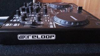 Controladora Reloop Digital Jockey 2