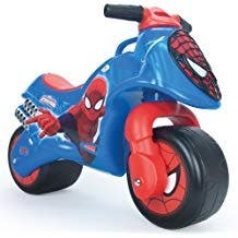moto Spiderman niño infantil