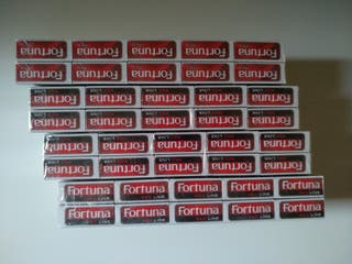 Tobacco Fortuna packs