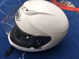 Casco Moto SHOEI Raid II. Poco uso