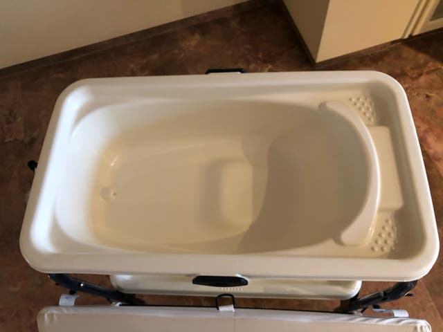 Cambiador bañera Jané Splash