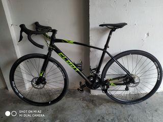 Bicicleta gravel Cloot fx 700 sora
