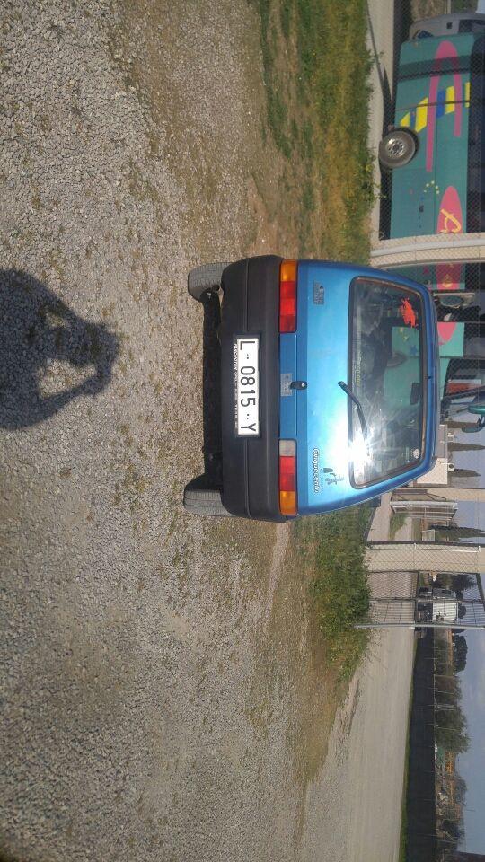 Fiat cincoecento 1995