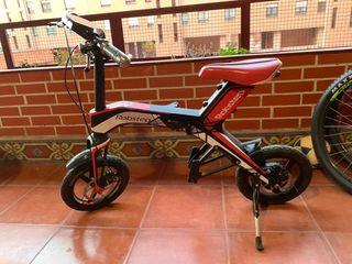 bicicleta robstep