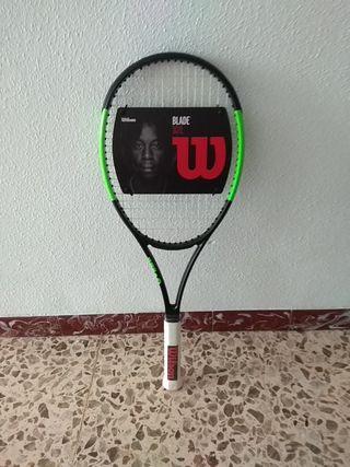 RAQUETA DE TENIS WILSON BLADE 101L
