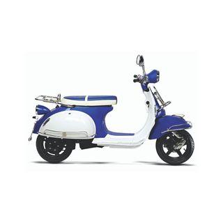 Moto eléctrica 1.500w (49cc) Quazzar Unique One