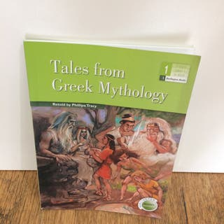 Libro Tales From Greek Myfhology