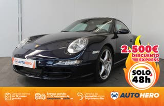 Porsche 911/997 Carrera 4 S Coupe