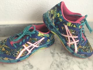 zapatillas asics mujer 39