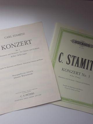 KONZERT NR.3 - C. STAMITZ (CLARINETE)